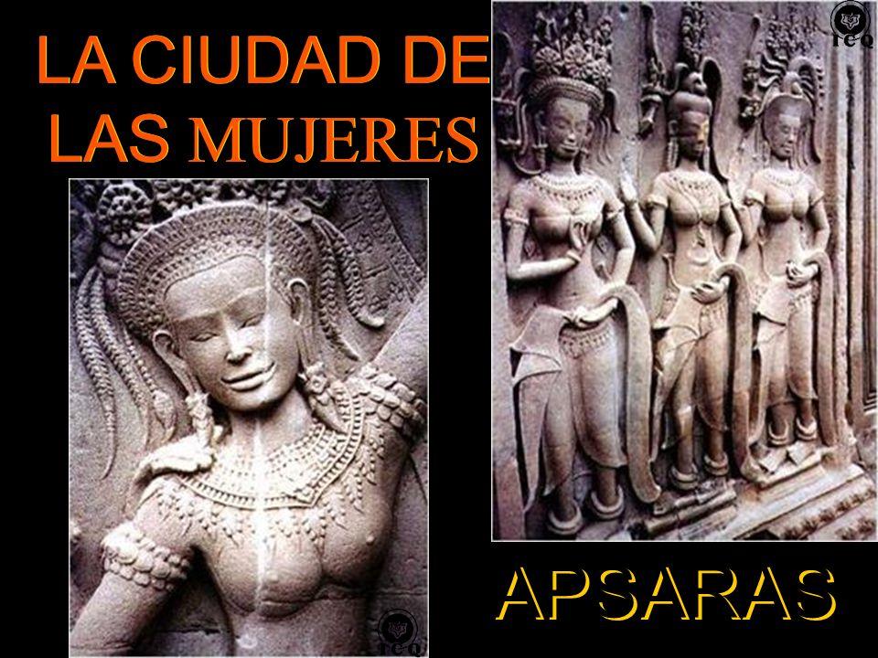APSARAS LA CIUDAD DE LAS MUJERES