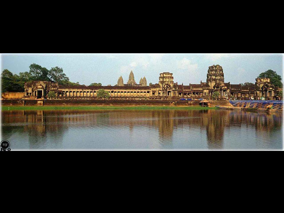 Fronton de Angkor Vat