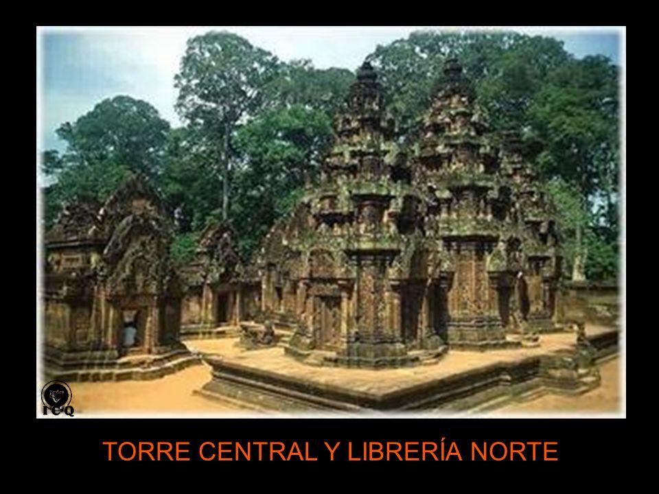TORRE CENTRAL Y LIBRERÍA NORTE