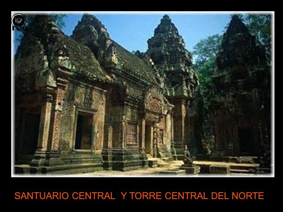 SANTUARIO CENTRAL Y TORRE CENTRAL DEL NORTE