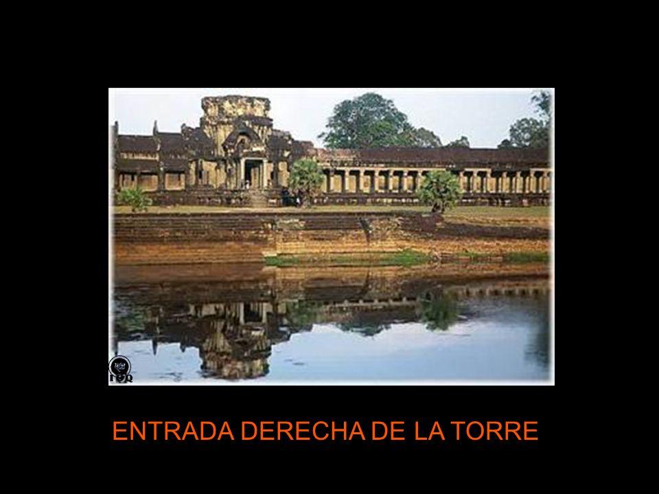 ENTRADA DERECHA DE LA TORRE