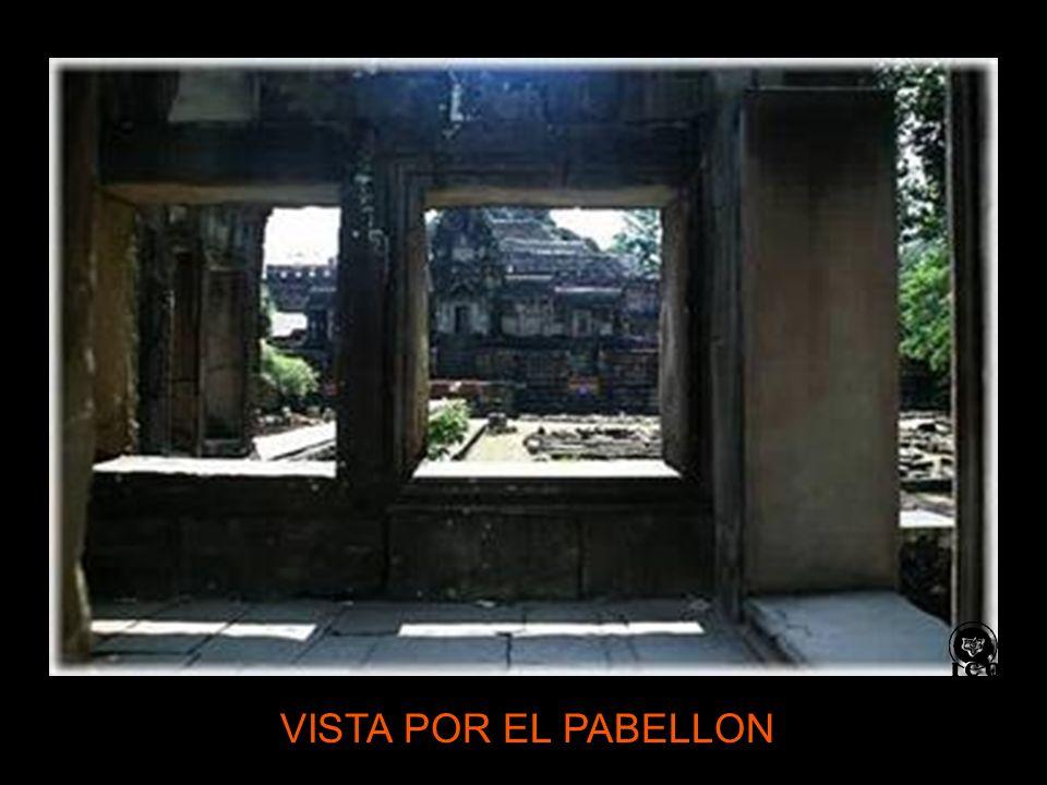 VISTA POR EL PABELLON