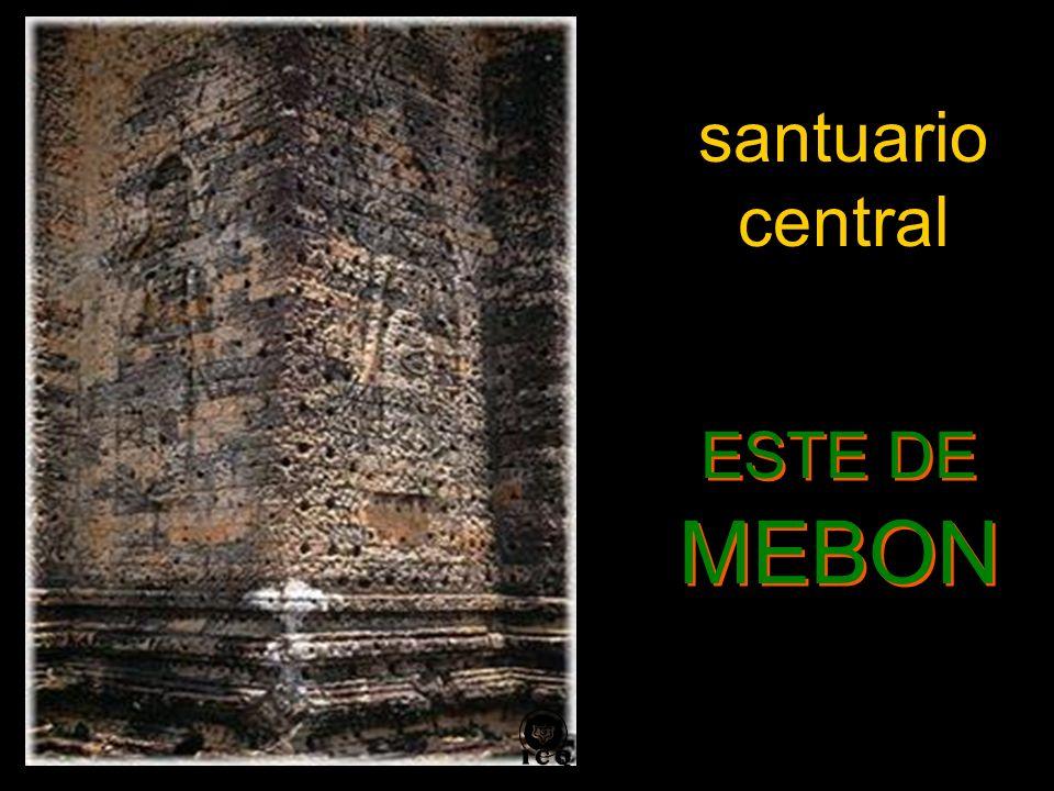 ESTE DE MEBON santuario central