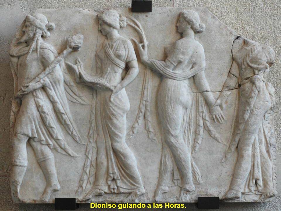 18 Atenea junto a las Musas, de Frans Floris