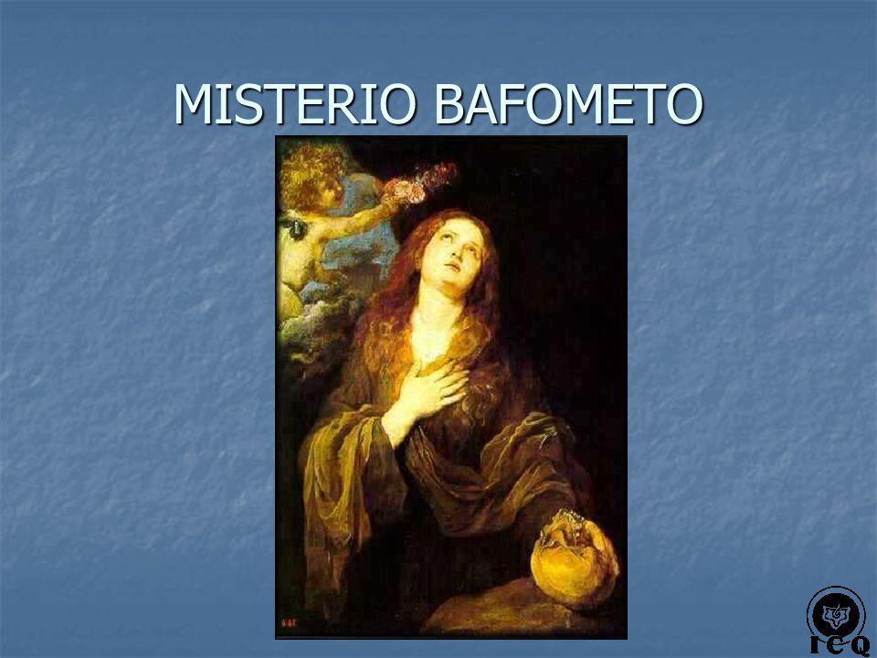 MISTERIO BAFOMETO