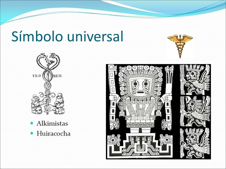 Símbolo universal Alkimistas Huiracocha