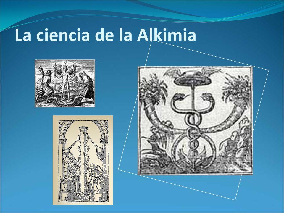 La ciencia de la Alkimia
