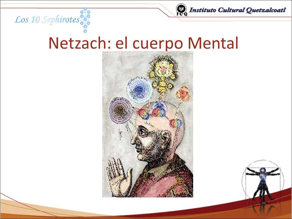 Netzach: el cuerpo Mental