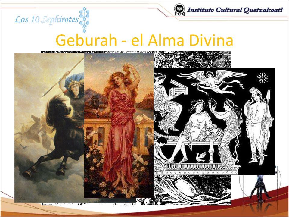 Geburah - el Alma Divina