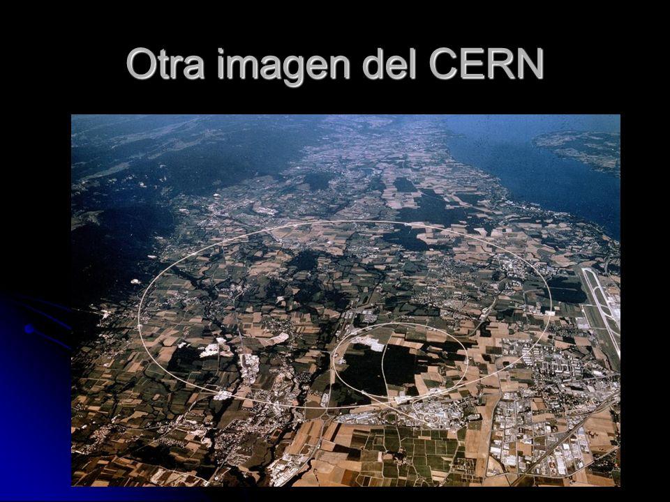 Otra imagen del CERN