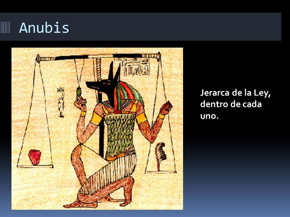 Jeu Jeu, la Ley: Una de las partes más elevadas del Ser