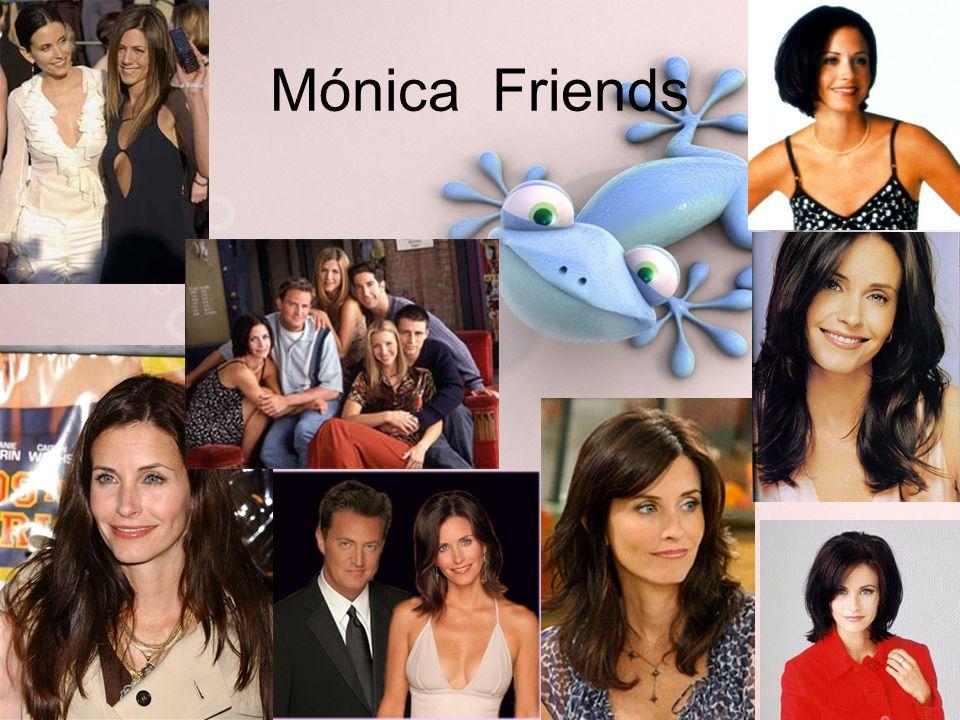 Mónica Friends