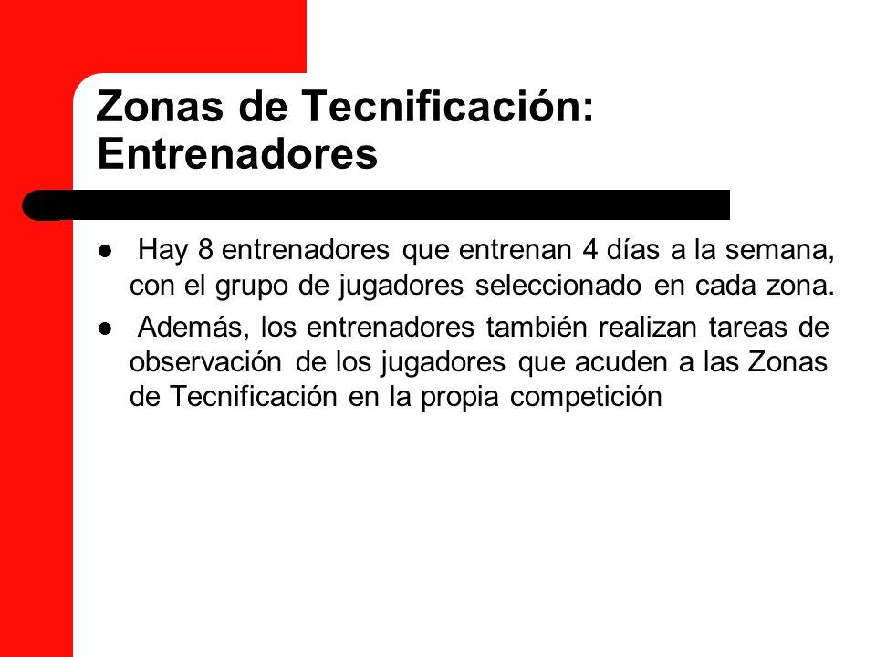 Zonas de Tecnificación: Jugadores El Proyecto Deportivo Fundación Athletic Club se inició con 238 niños A.
