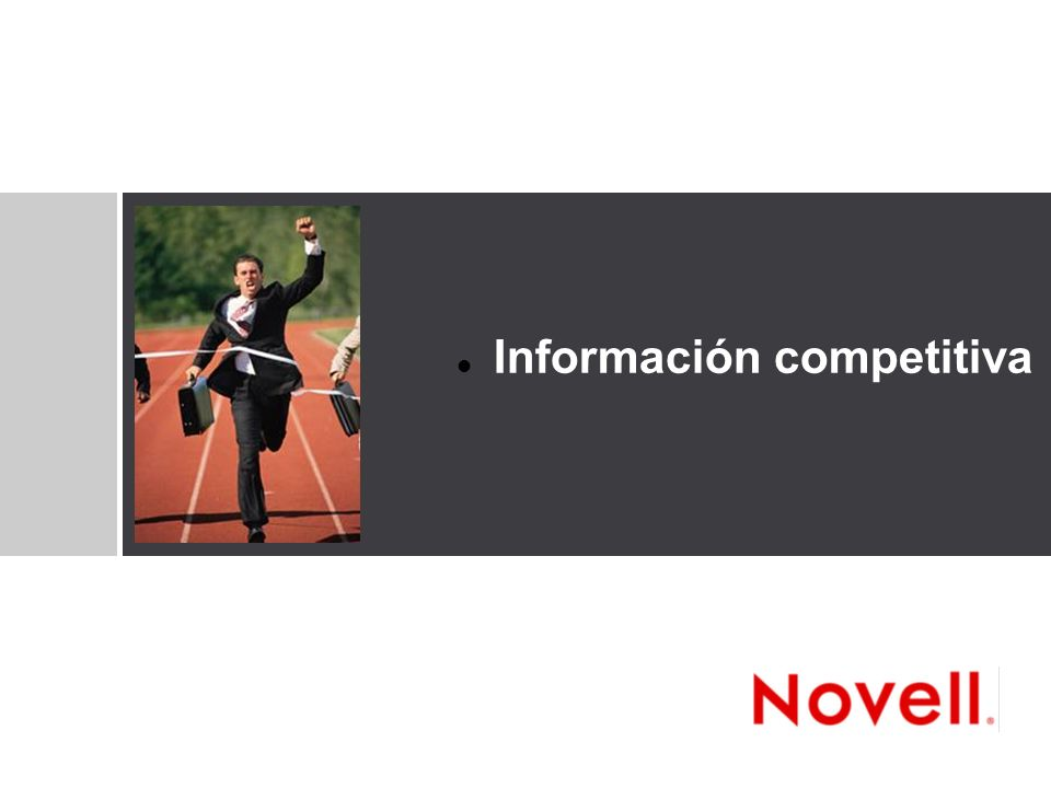 Información competitiva