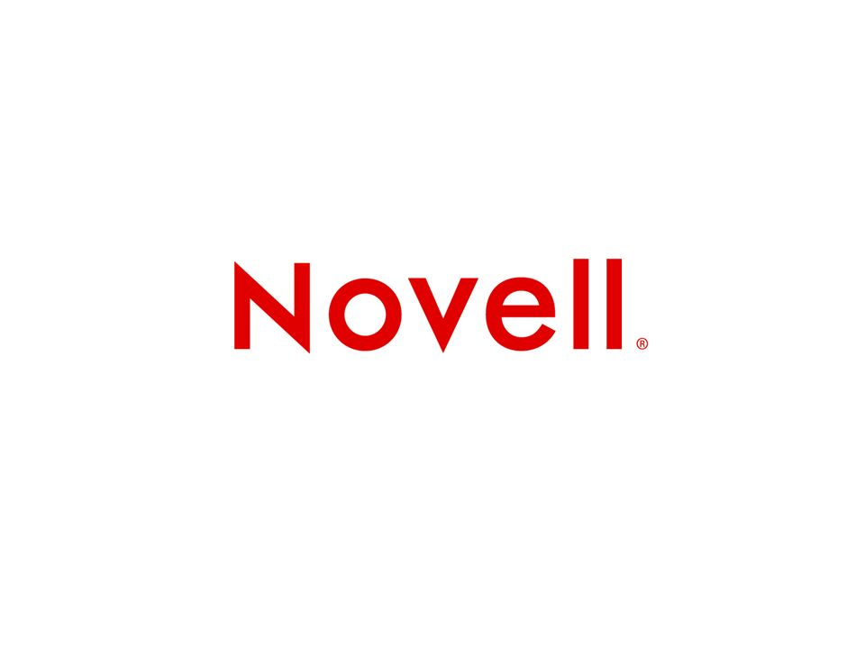 Unpublished Work of Novell, Inc.All Rights Reserved.