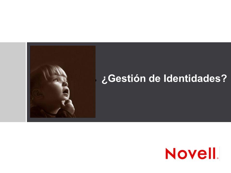 © Novell, Inc.8 Estamos hablando de... ¿Sincronización de cuentas.