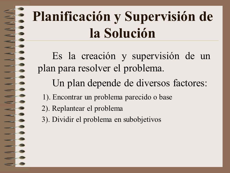 Implicaciones para la Enseñanza Determinar la información necesaria para la resolución de problemas y, a continuación, localizar esa información en el