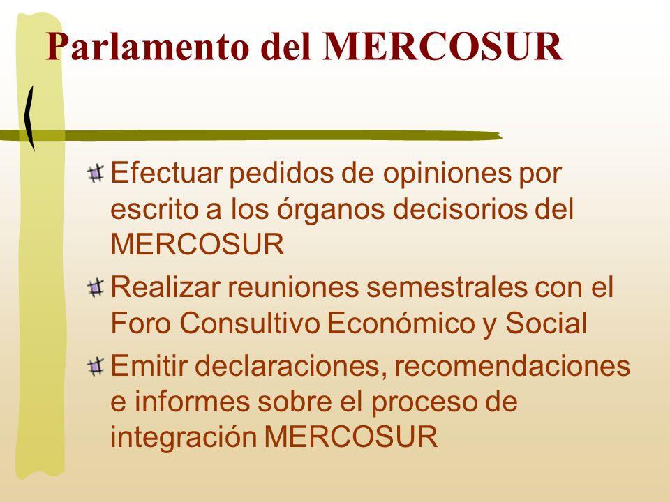 Parlamento del MERCOSUR El Parlamento del MERCOSUR, dispone que la Comisión de Desarrollo Regional Sustentable conjuntamente con la Comisión de Infraestructura realicen Audiencias Públicas en los cuatro países miembros dentro del área de influencia del Bioma Pampa.