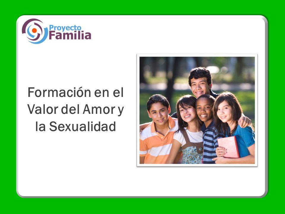 La familia es el mejor ambiente para cumplir el deber de asegurar una gradual educación de la vida sexual.