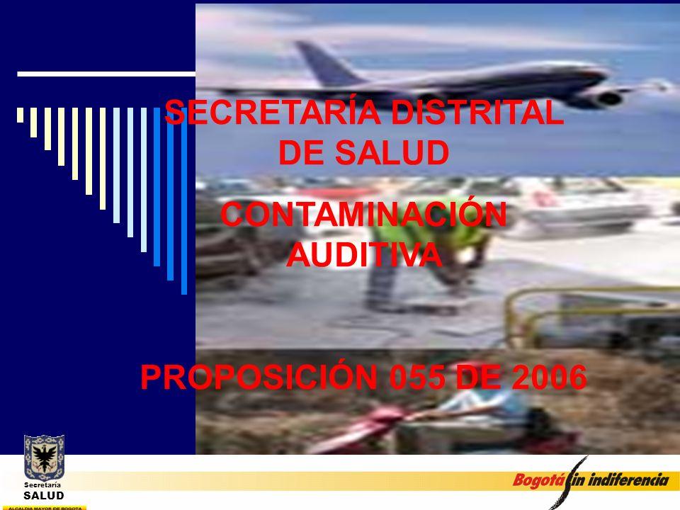 ESTUDIOS REALIZADOS Efectos auditivos y sicológicos del ruido producido por el tráfico aéreo del aeropuerto El Dorado, en las poblaciones de Engativa y Fontibón.