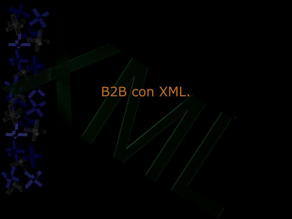 B2B con XML.