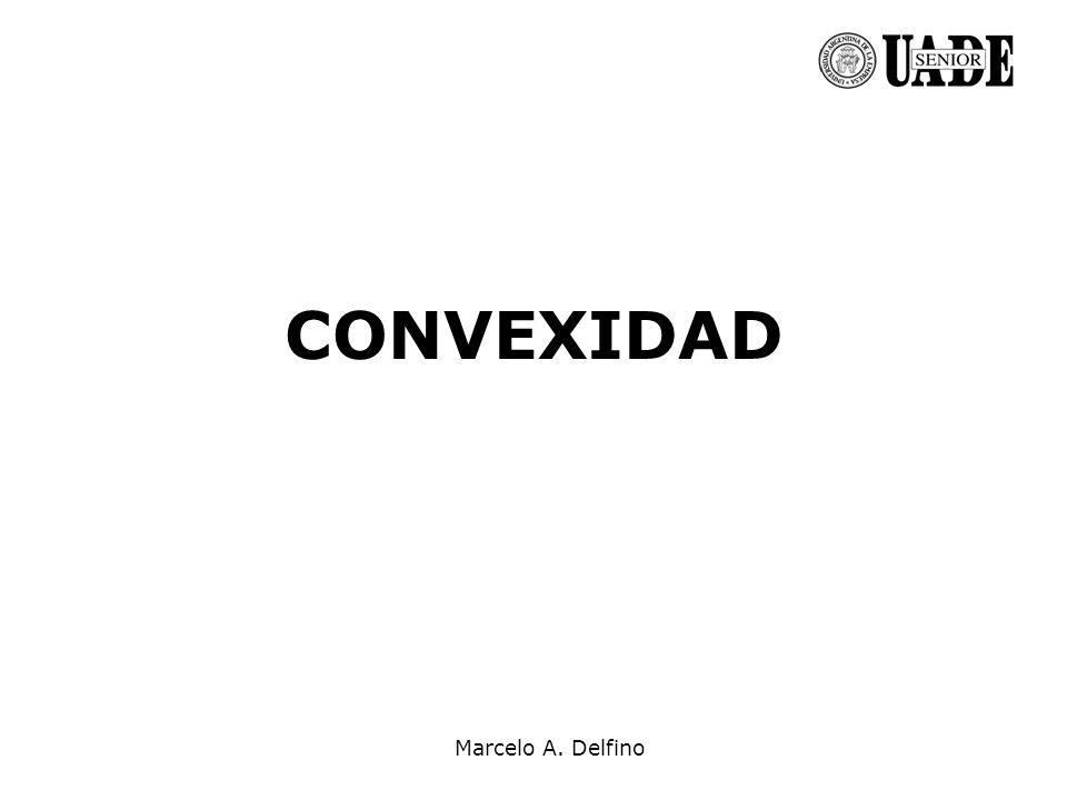 Marcelo A. Delfino CONVEXIDAD