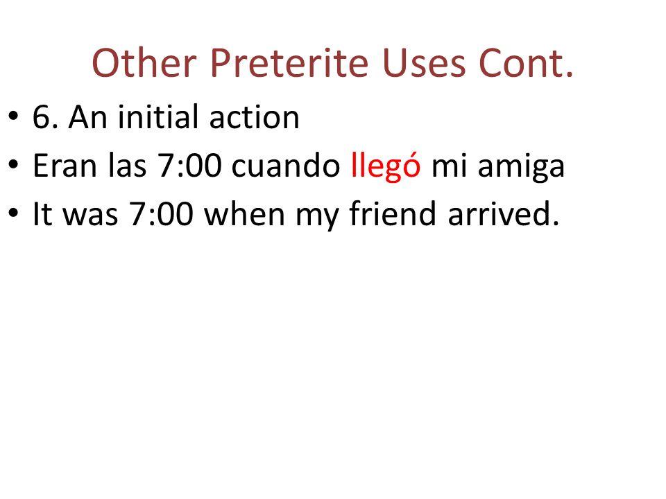 Preterite or Imperfect Review Yo ____(tener) un perro cuando yo ____(ser) niño.