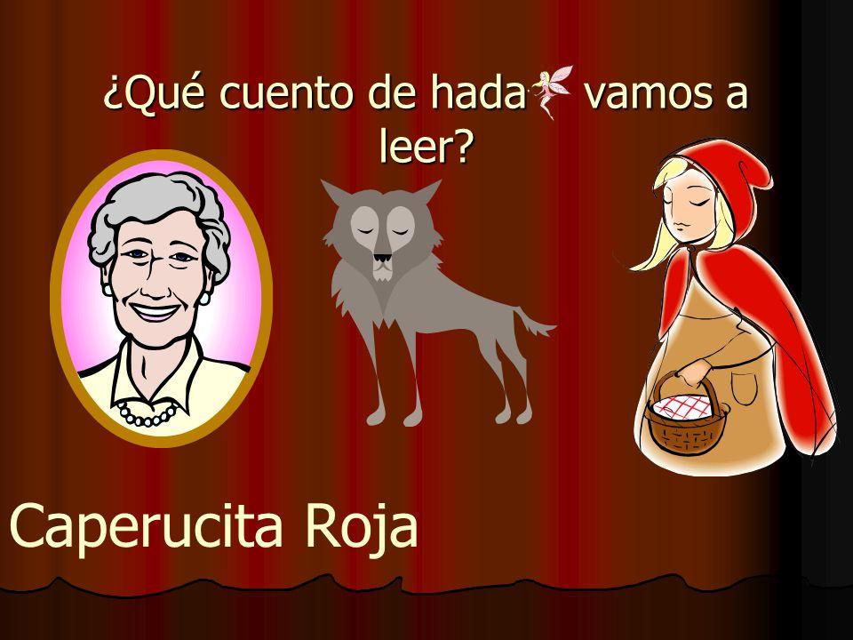 Crear el marco El lobo llegó. El lobo llegó. …the preterit provides the action.