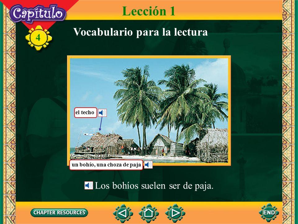 4 Lección 1 Vocabulario para la lectura un rascacielos