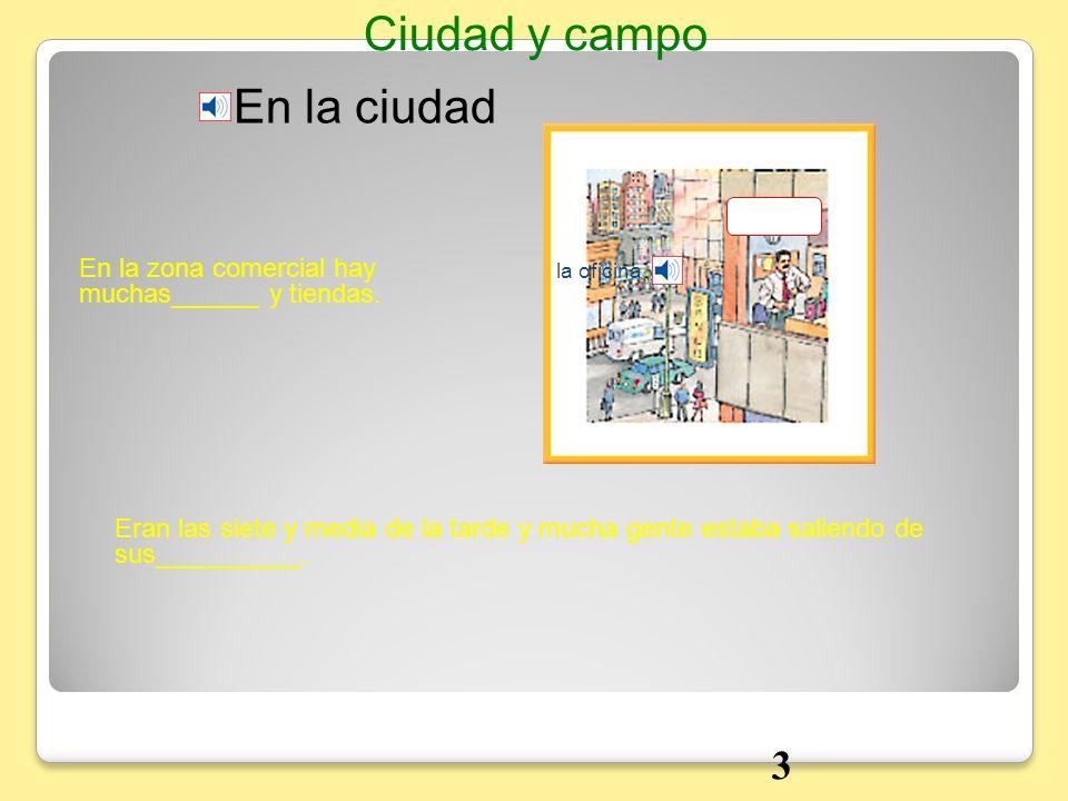 la ranuraslot Talking about public transportation Vocabulario Ciudad y campo la parada del busbus stop el autobús, la guagua, el camión bus (English-Spanish) 64