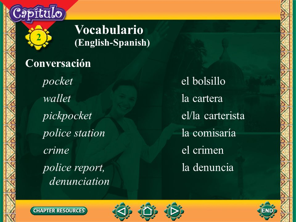 2 Vocabulario Historia situarseto be situated soler (ue)to be accustomed to, tend to subyugarto subjugate tejerto weave (English-Spanish)