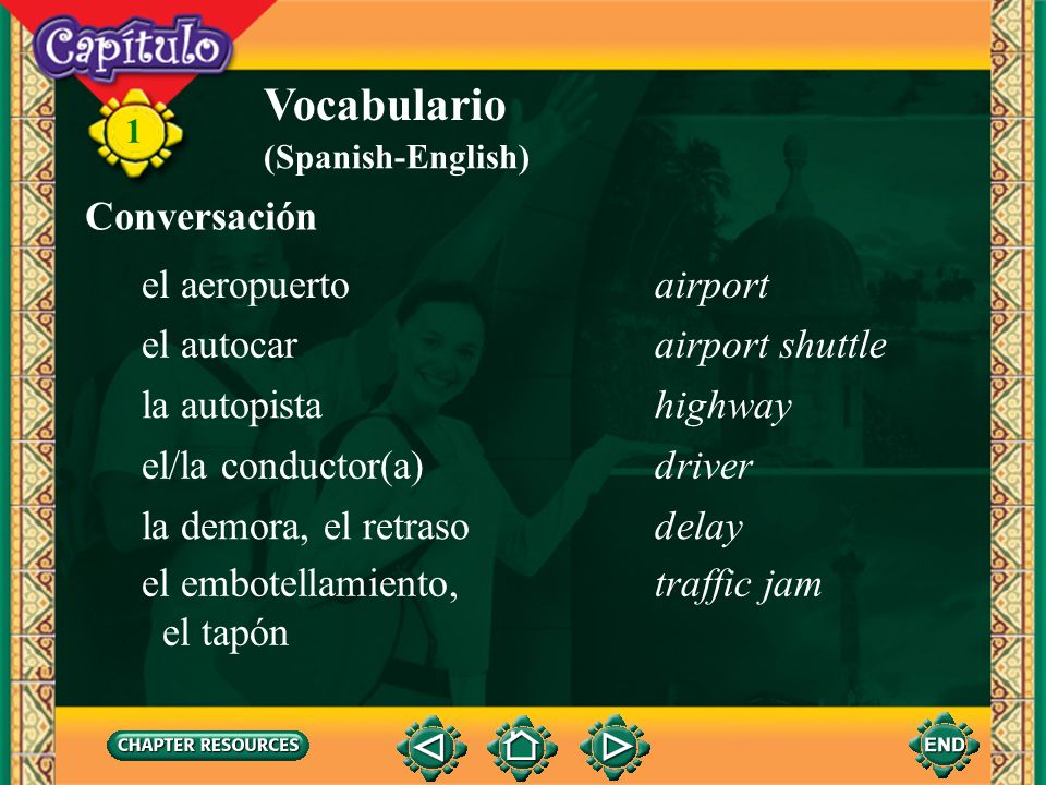 1 Vocabulario Influencia árabe la albercapool of water (around fountain, for example) la alfombrarug la almohadapillow (Spanish-English) la almendraal