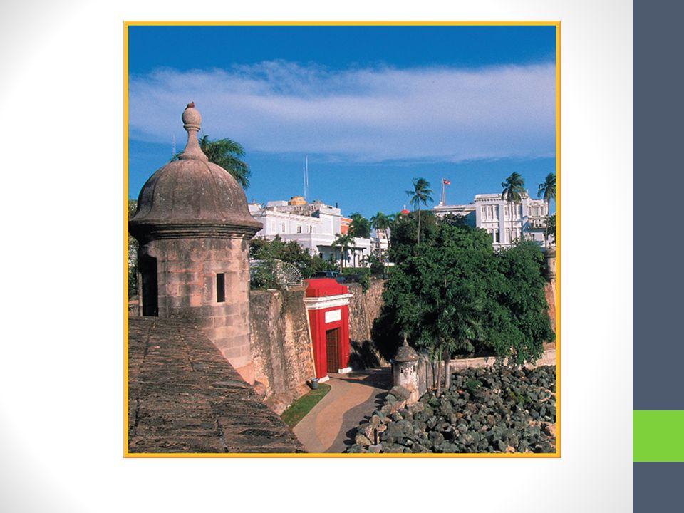 El Caribe: Cuba, Puerto Rico, la República Dominicana