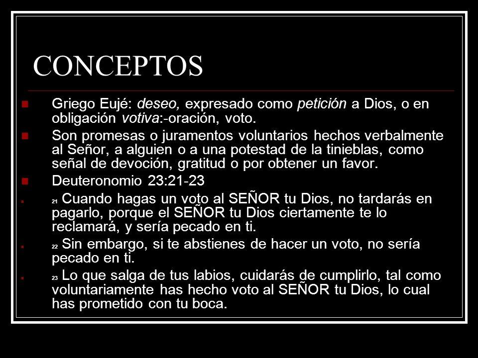 TIPOS DE VOTOS 1.