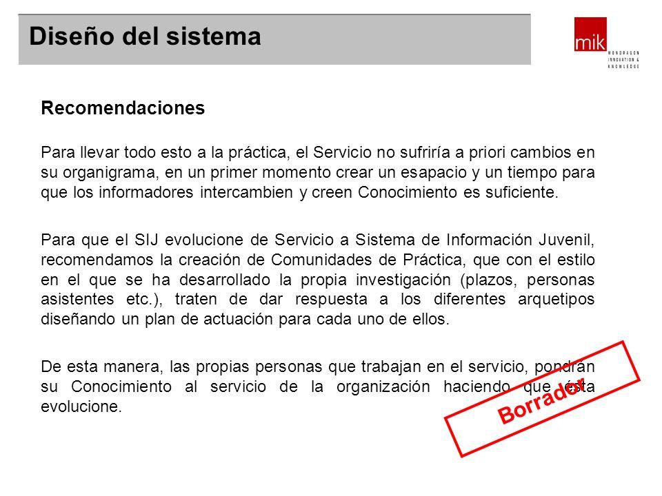¿Servicio o sistema de información.