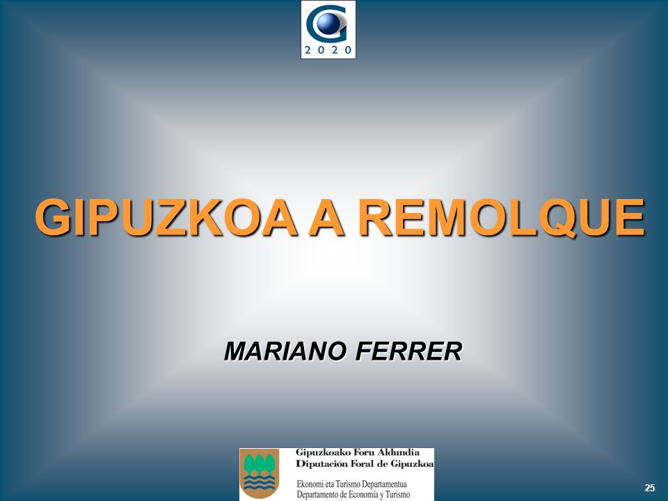 25 GIPUZKOA A REMOLQUE MARIANO FERRER