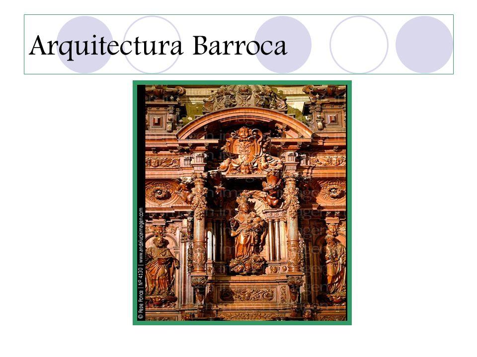 Causas del Barroco Se suele decir que el Barroco es el arte de la Contrarreforma.
