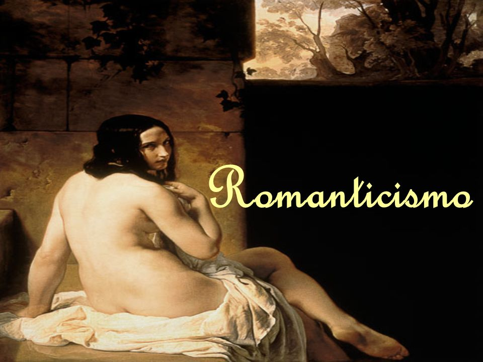 El romanticismo aparece al fin del siglo XVIII y principios del XIX como una reacción tanto contra el clasicismo como contra el barroco y el rococó.