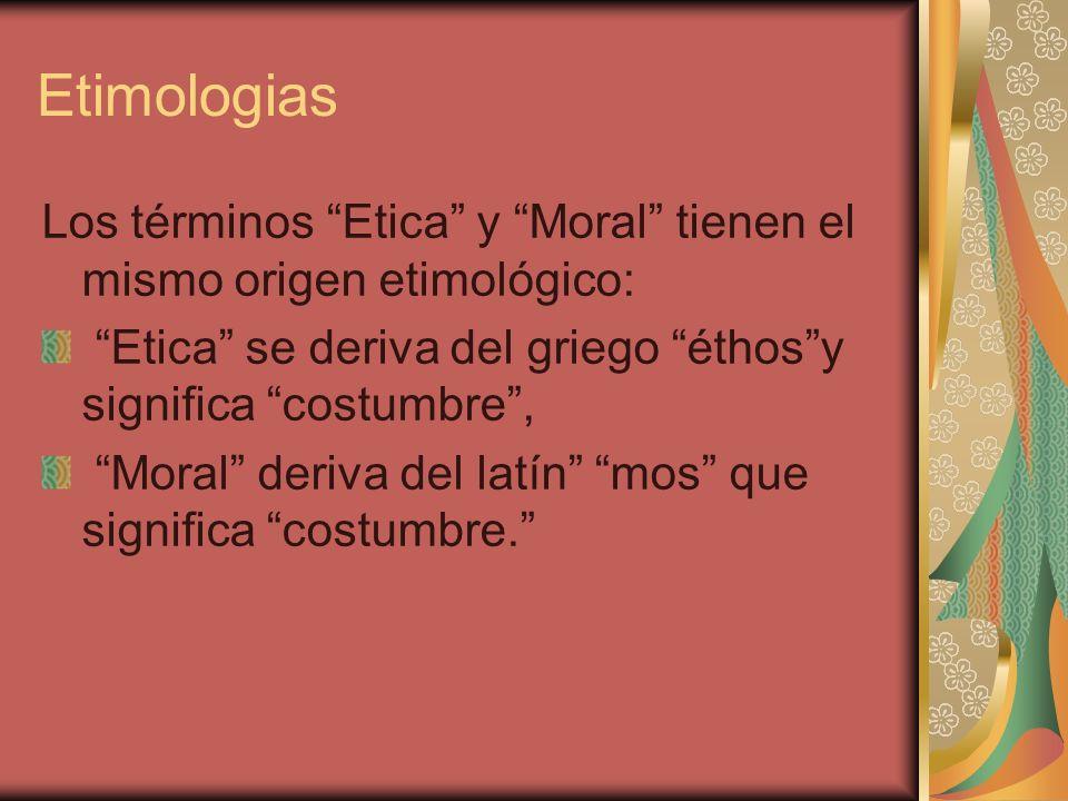 Relación entre Religión y Moral Corrientes antiguas fundamentaban la ciencia ética de un modo racional y consideraban éticamente bueno aquello que era lo mejor para el H pues respeta su naturaleza específica.