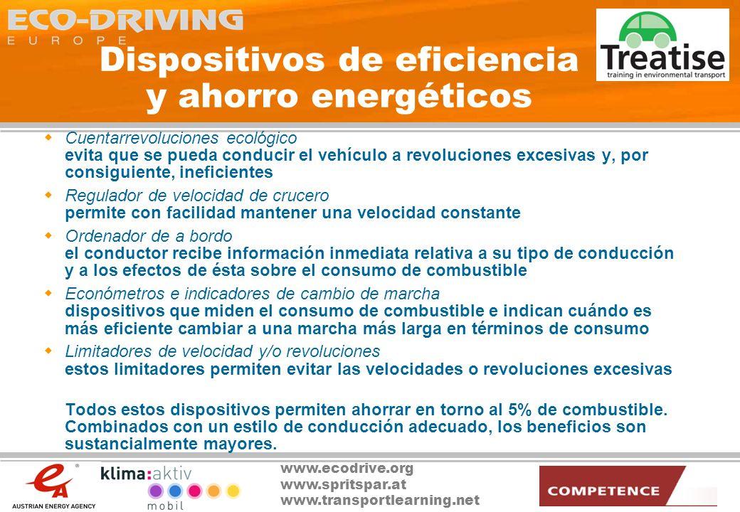 www.ecodrive.org www.spritspar.at www.transportlearning.net De Vuelta al Futuro Vayamos hasta el año 2012, la fecha límite fijada para el Protocolo de Kyoto … … y consultemos algunas noticias relativas a la Conducción Ecológica