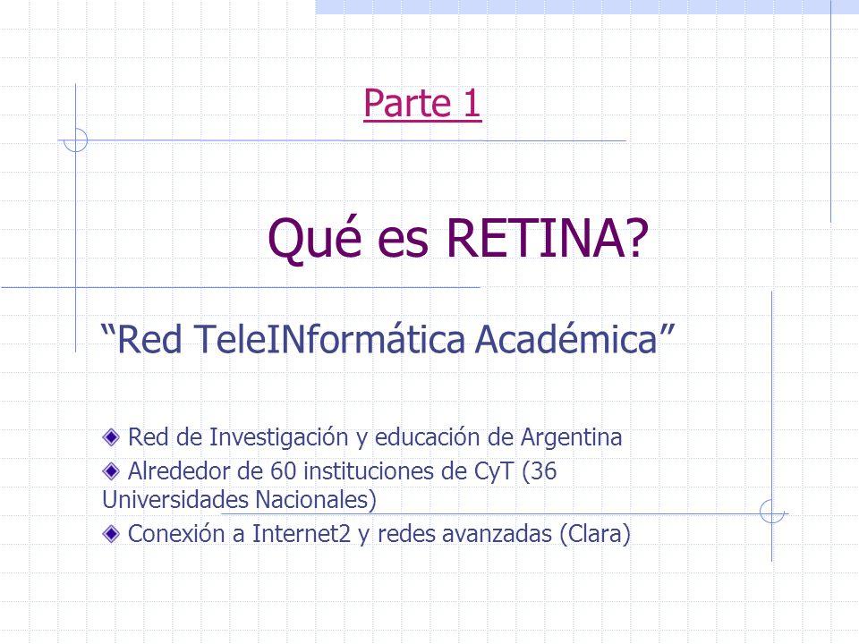 Características de los RR A6: Facilitan la escritura Agilizan los procesos de renumeración y multi-proveedor Realizan consultas en forma iterativa