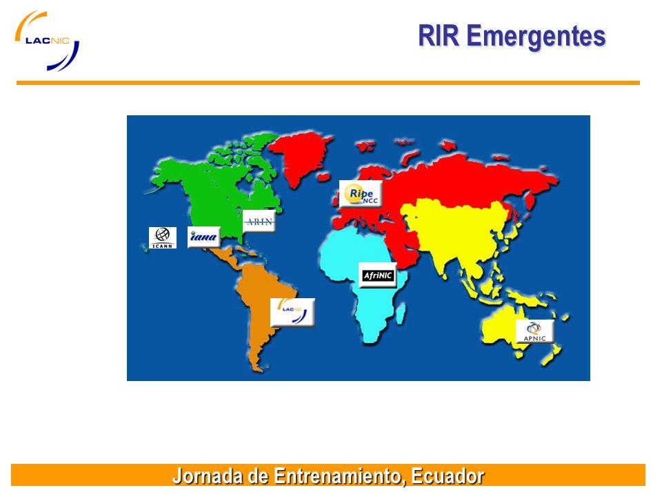 RIR Emergentes