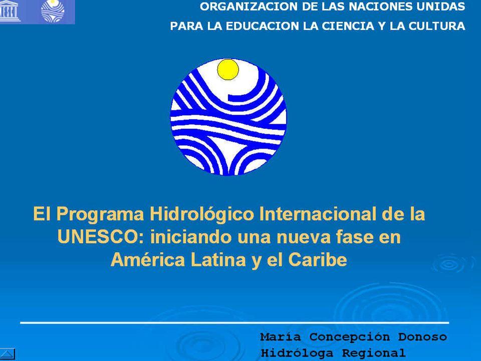 INVESTIGACIÓN APLICADA Ejemplo: Estudios en sitios demostrativos de ecohidrología (Brasil y Argentina) Ejemplo: Estudios de materiales para plantas de desalinización usando energia solar (México)