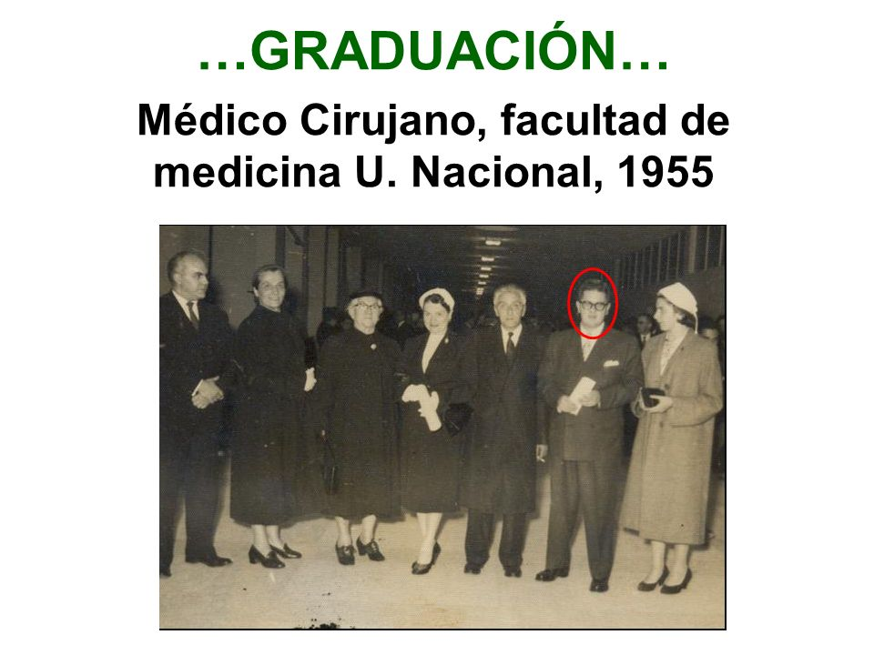 Instructor y profesor asistente de Clínica Pediátrica de la Facultad de Medicina de la Universidad Nacional.