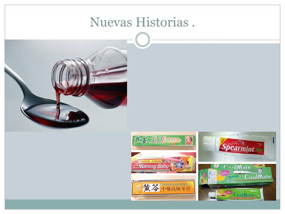 Nuevas Historias.