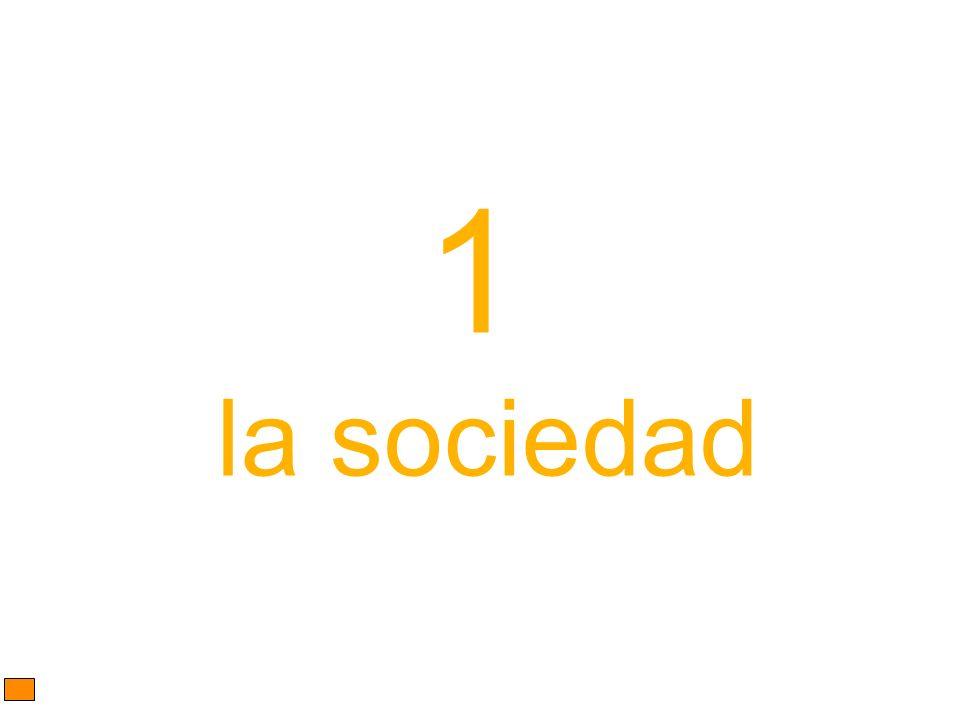 1 la sociedad