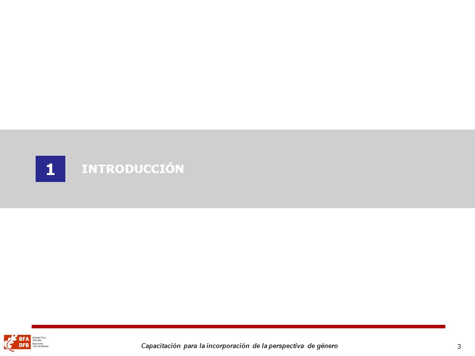 84 Capacitación para la incorporación de la perspectiva de género Cámara de Comercio de Bilbao.