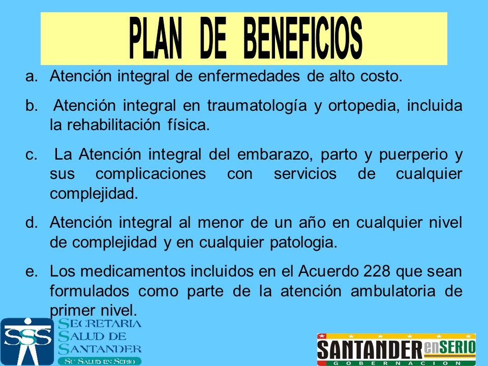 Los servicios no incluidos en el presente artículo serán suministrados con los recursos del Sistema General de Participaciones para Salud u otros destinados a la población pobre.