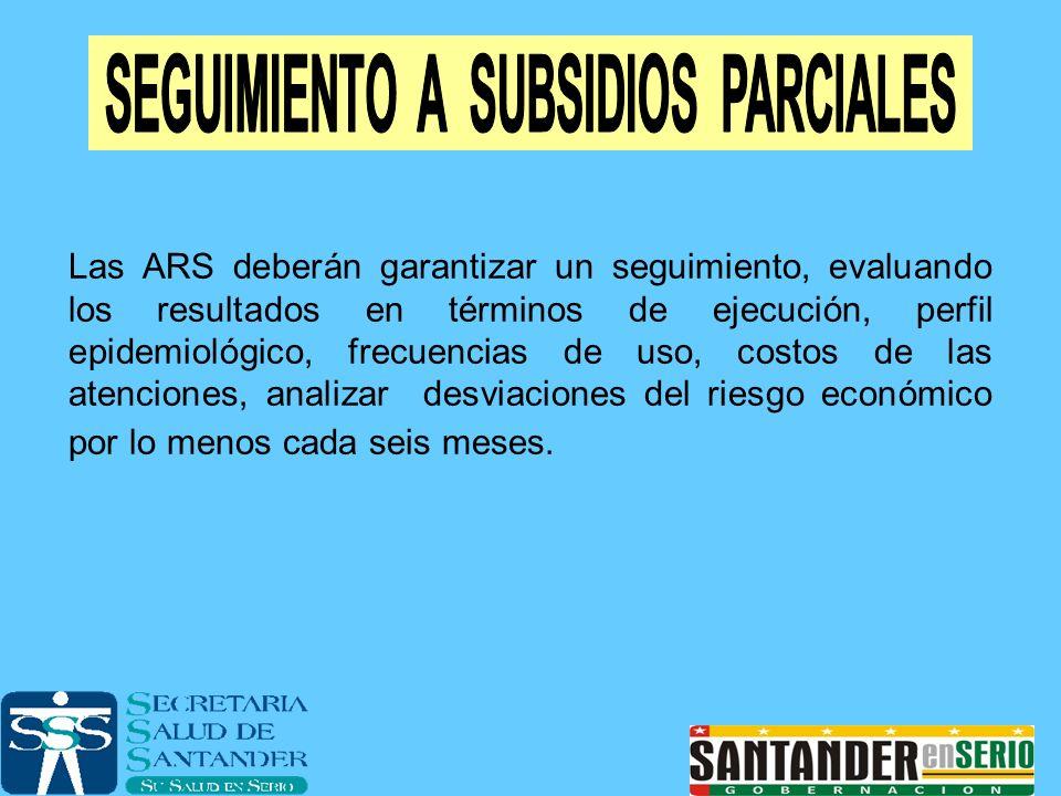 Para acceder a los subsidios establecidos en el presente Acuerdo se aplicarán los mismos procedimientos de identificación, selección, afiliación y contratación establecidos para el régimen subsidiado.