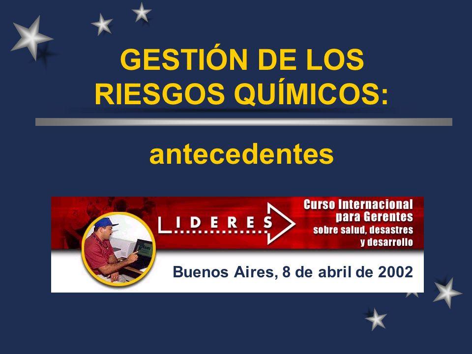 Reconocimientos Dr.Diego González Machín Asesor en Toxicología CEPIS/OPS Dr.